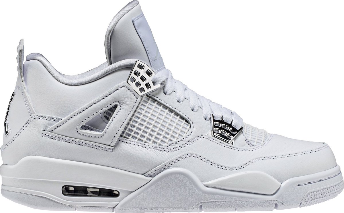 Air Jordan Retro 4 Pure Money still has sizes available and FREE SHIPPING! 3c7a9f775