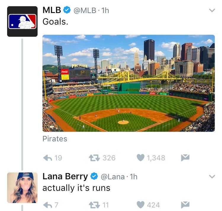 I JOKINGLY MANSPLAINED @MLB AND GOT MANSPLAINED HELP I CAN'T STOP LAUGHING https://t.co/GYADkZdFJU
