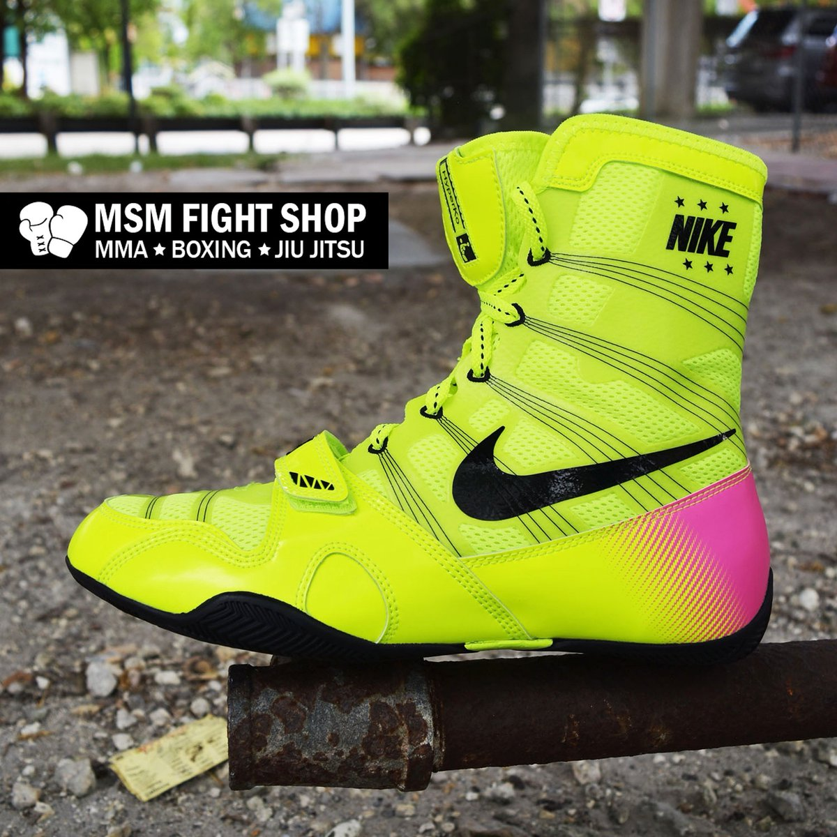brand new 75924 73ffb MSM FIGHT SHOP on Twitter