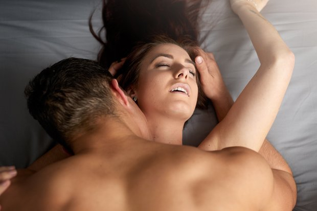 What makes girls moan during sex
