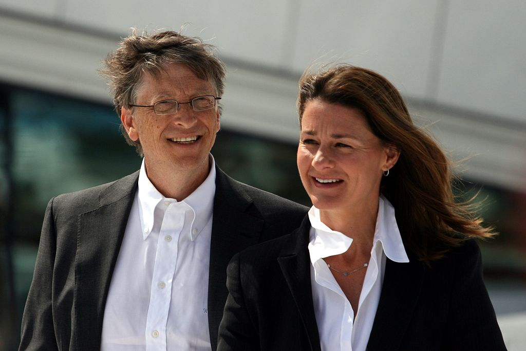 Bill and Melinda Gates have donated over $28 billion over the past decade, saving an estimated six million lives with healthcare services.