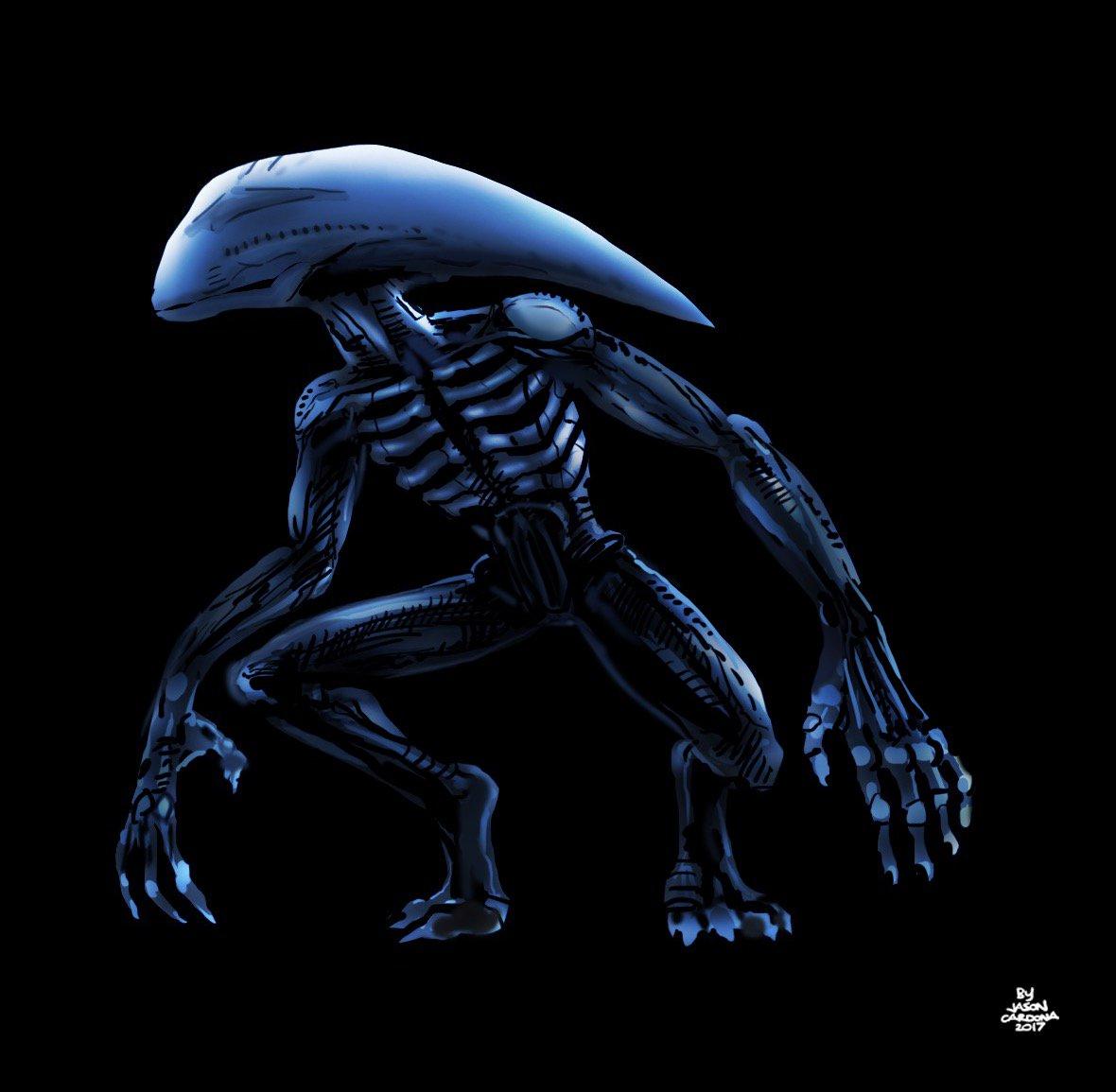 Deacon Alien