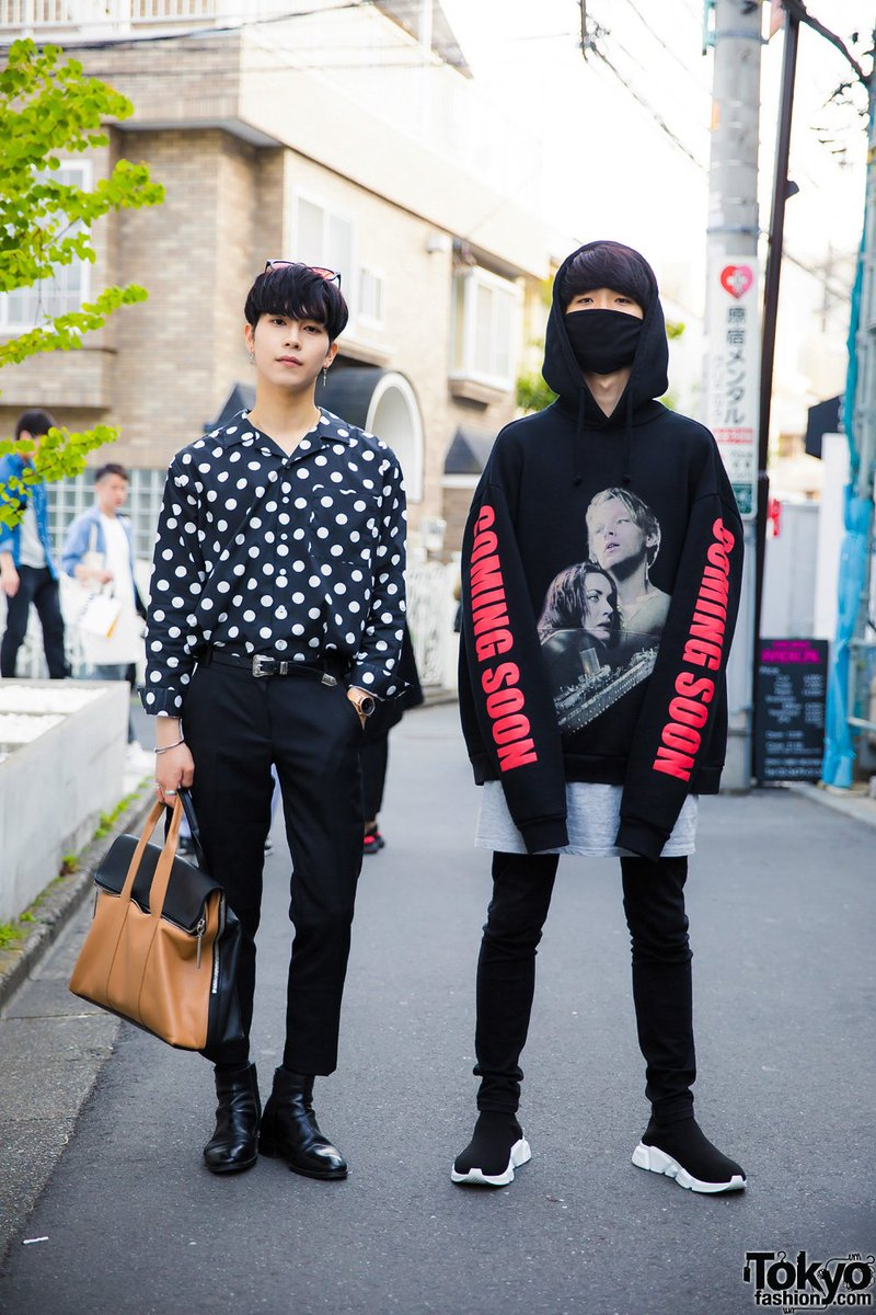 utterly stylish official supplier shoes for cheap Ryo Minho Harajuku streetwear Vetements Balenciaga Inherit ...