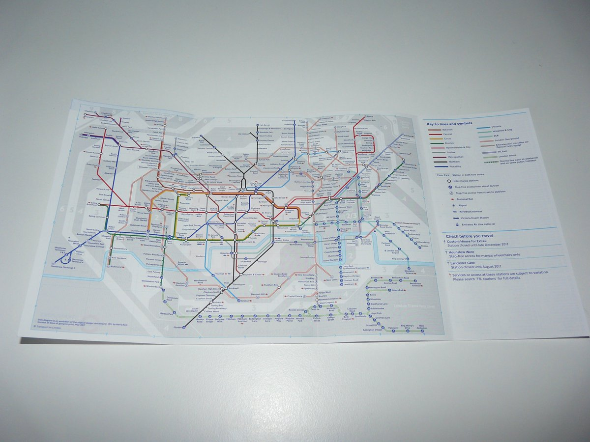 London Tube Maps Transport for London and