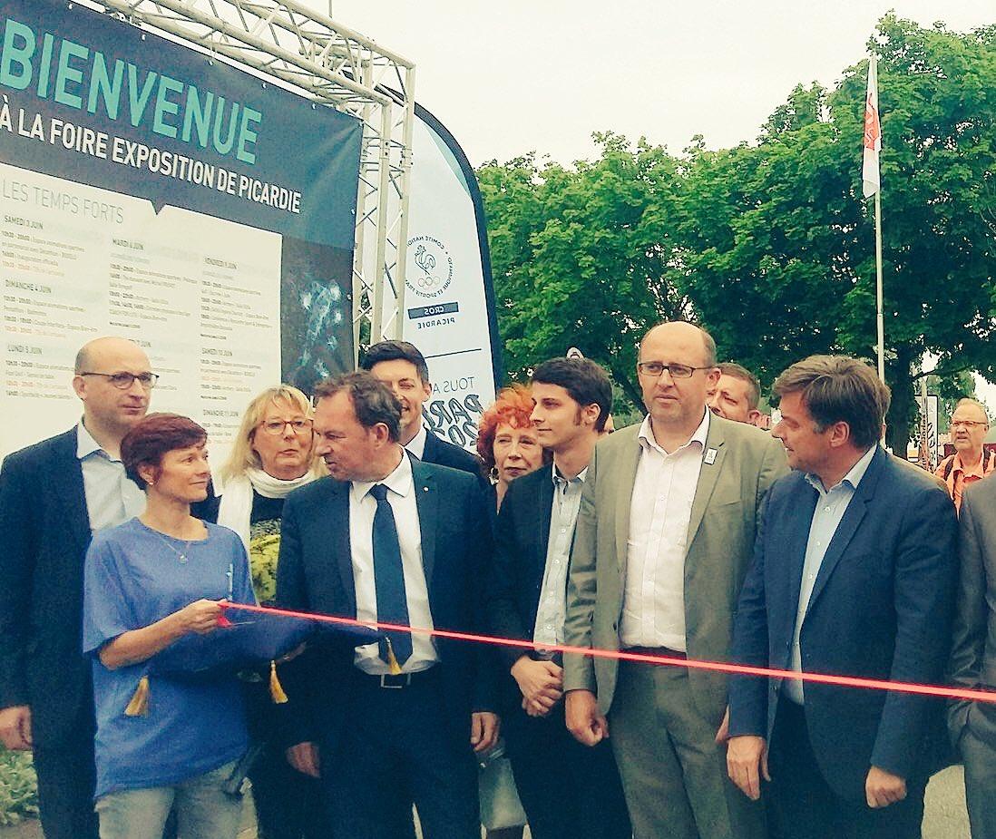 S bastien horemans sebhoremans twitter for Amiens foire expo