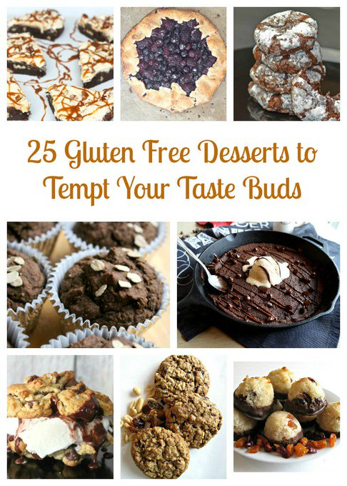 Best Gluten Free Dessert Recipes