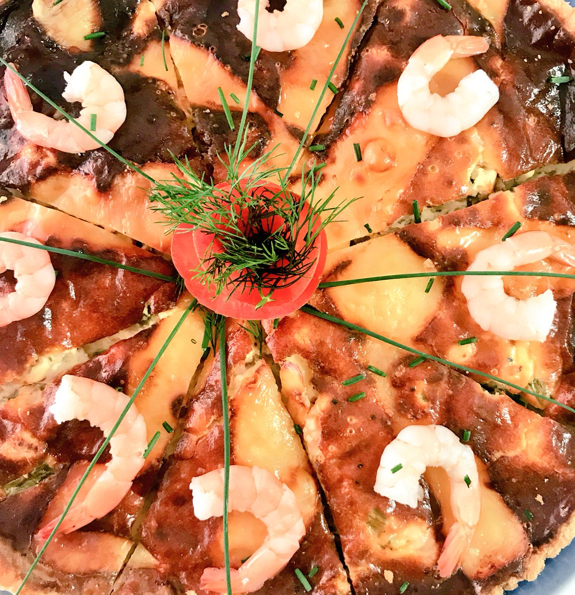 The dress agency widcombe bath - New Glory Quiche King Prawn And Crab