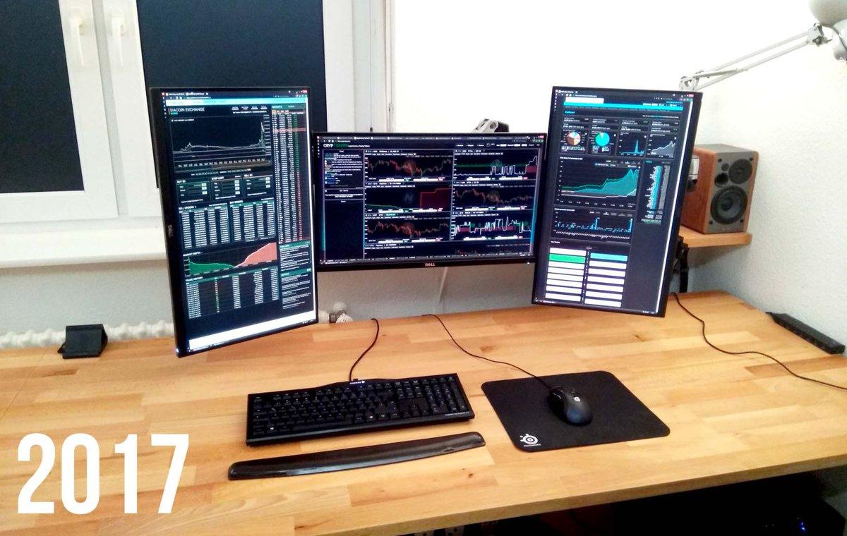 bitcoin trading desk)