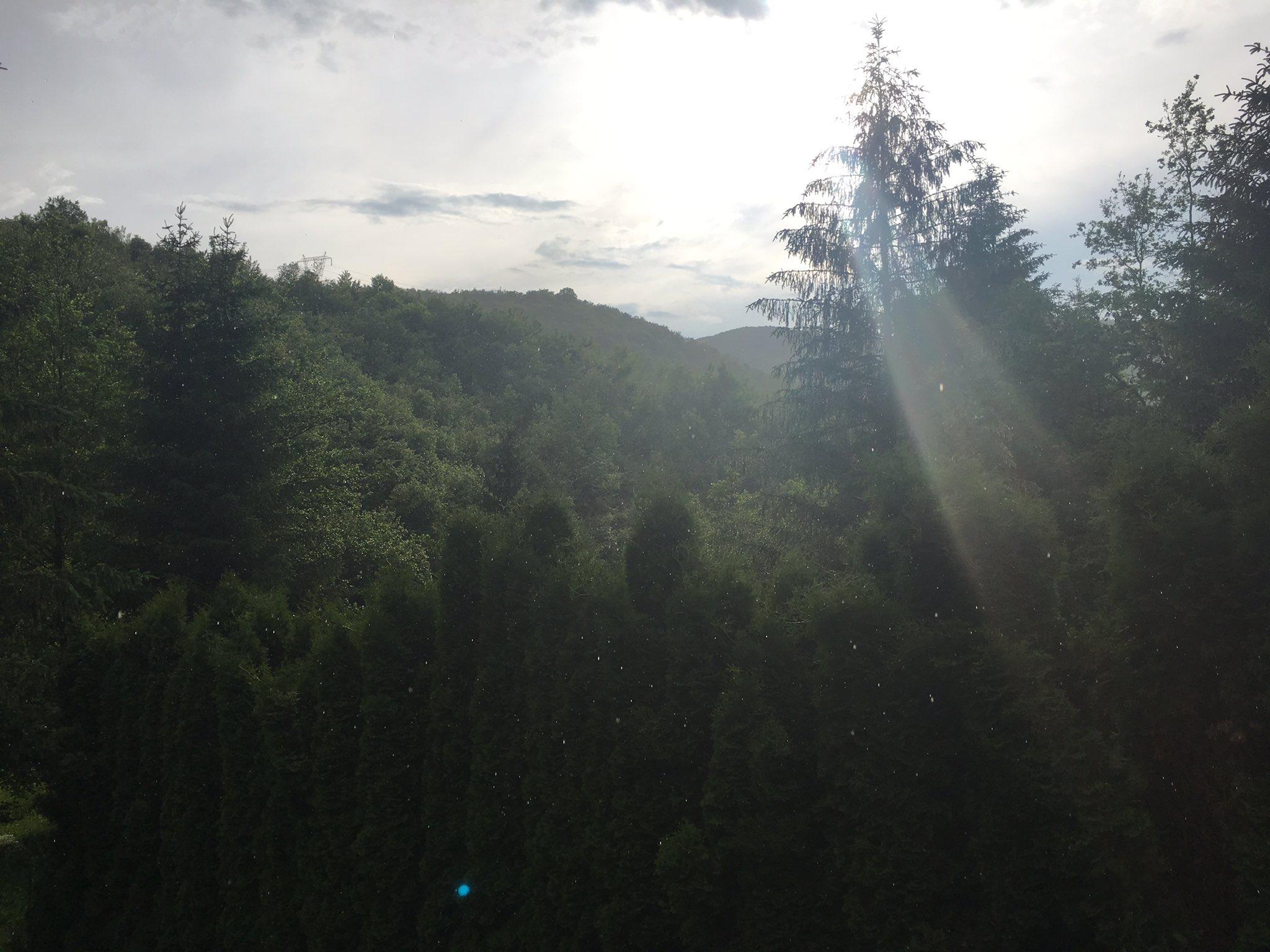 Sunce i kisa https://t.co/CsHMwFdpNV