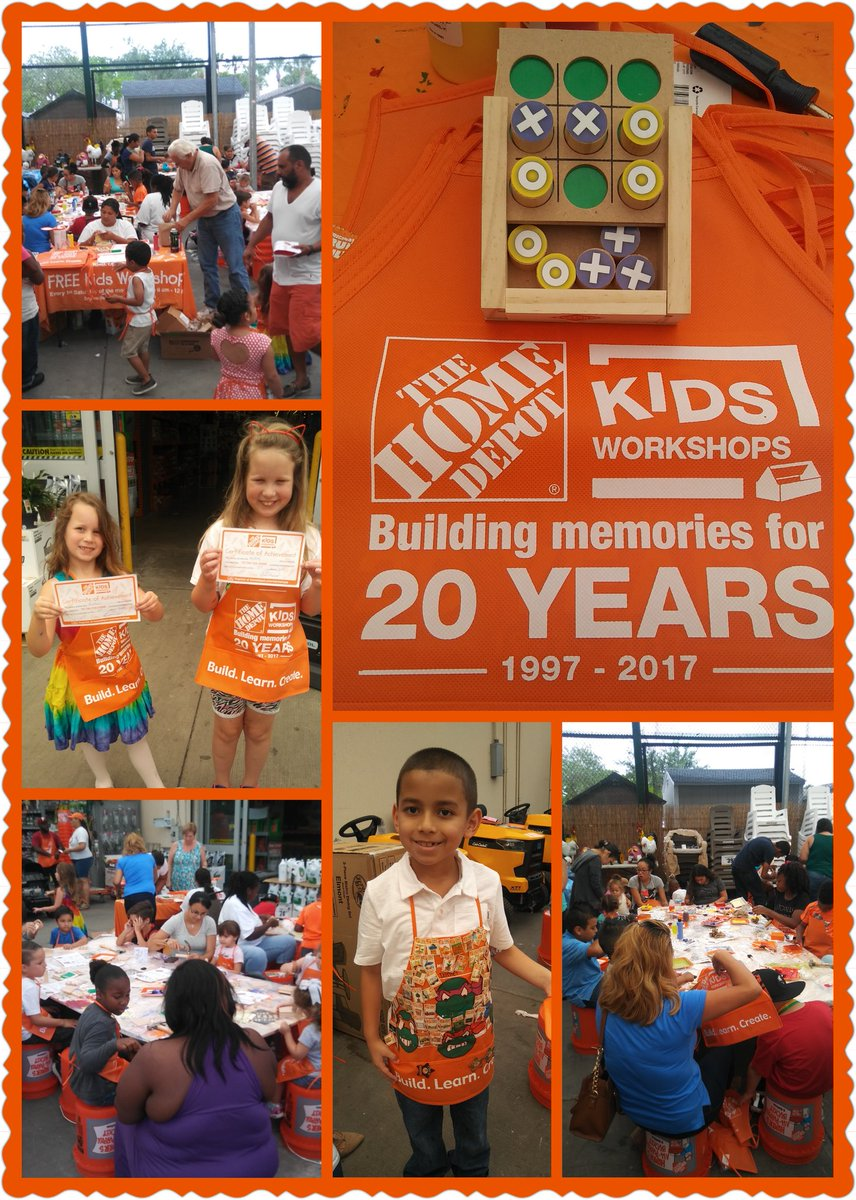 Home Depot 6355 On Twitter Huge Turnout This Saturday At