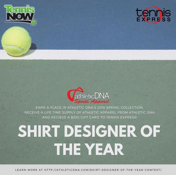 Tennisnow On Twitter Free Athleticdna Gear For Life Is This A