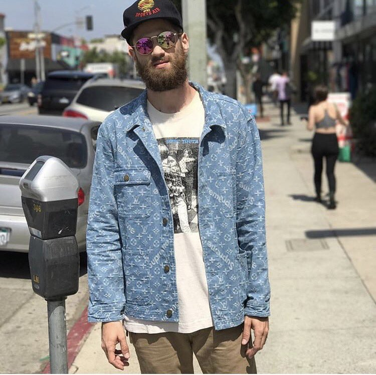 Louis Vuitton Supreme Jeans Jacket Price Jaguar Clubs Of
