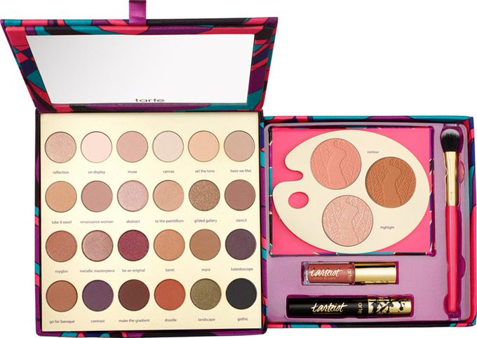 Tarte Tarteist Paint Palette Collector's Set and Other Tarte Holiday Sets at Ulta – Musings of a Muse