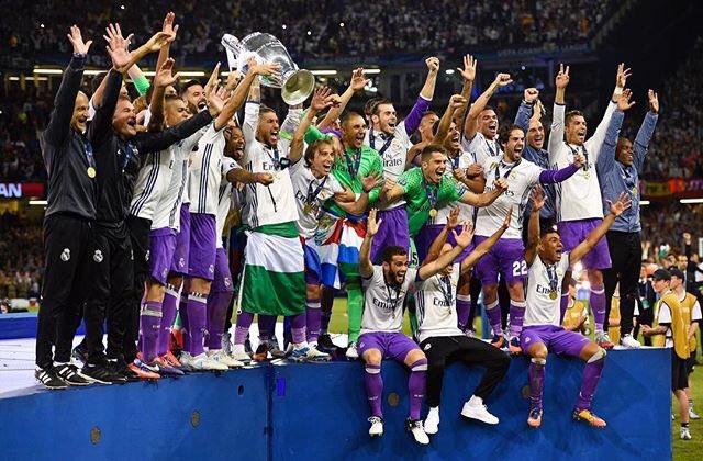 UEFA Lansir Rekor Baru Real Madrid dan Ronaldo di Liga Champions