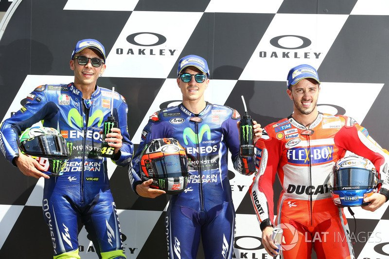 Rojadirecta ItalianGP 2017: PARTENZA GARA Mugello MotoGP in Video Streaming Gratis Online: Valentino su Facebook Live-Stream e YouTube