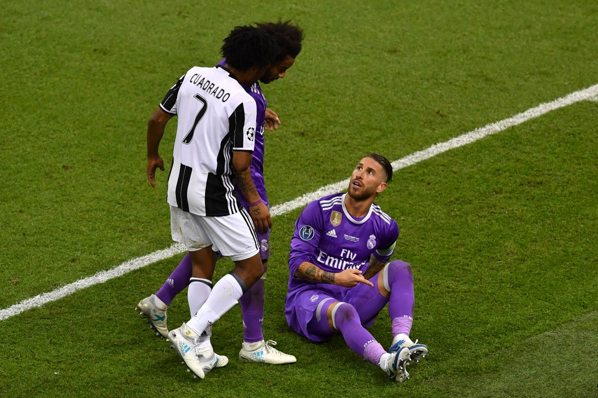 Rio Ferdinand on Sergio Ramos: 'If my son saw me do that... I'd be embarrassed to look my son in the eye.'