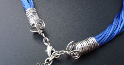 How to Make Secure Wire Cord Ends with Spirals or Scrolls