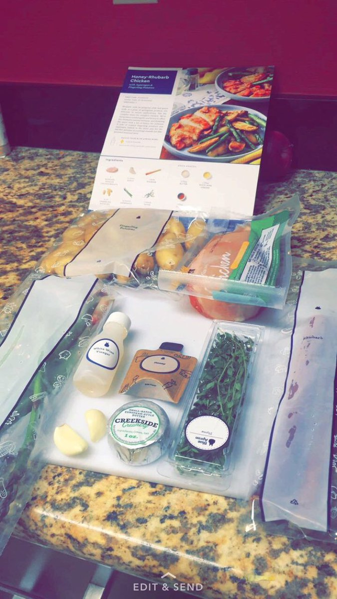 Blue apron ireland