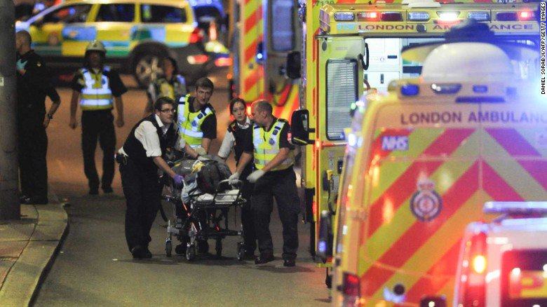 The Muslim Council of Britain has issued a statement on Twitter condemning the terrorist attack in London https://t.co/yH2yARLLc7
