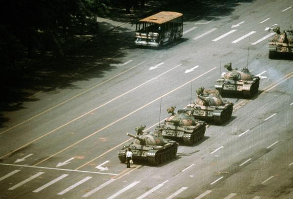 It's June 4 in Beijing. Never forget.