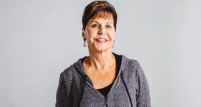 Happy Birthday to Joyce Meyer   About: