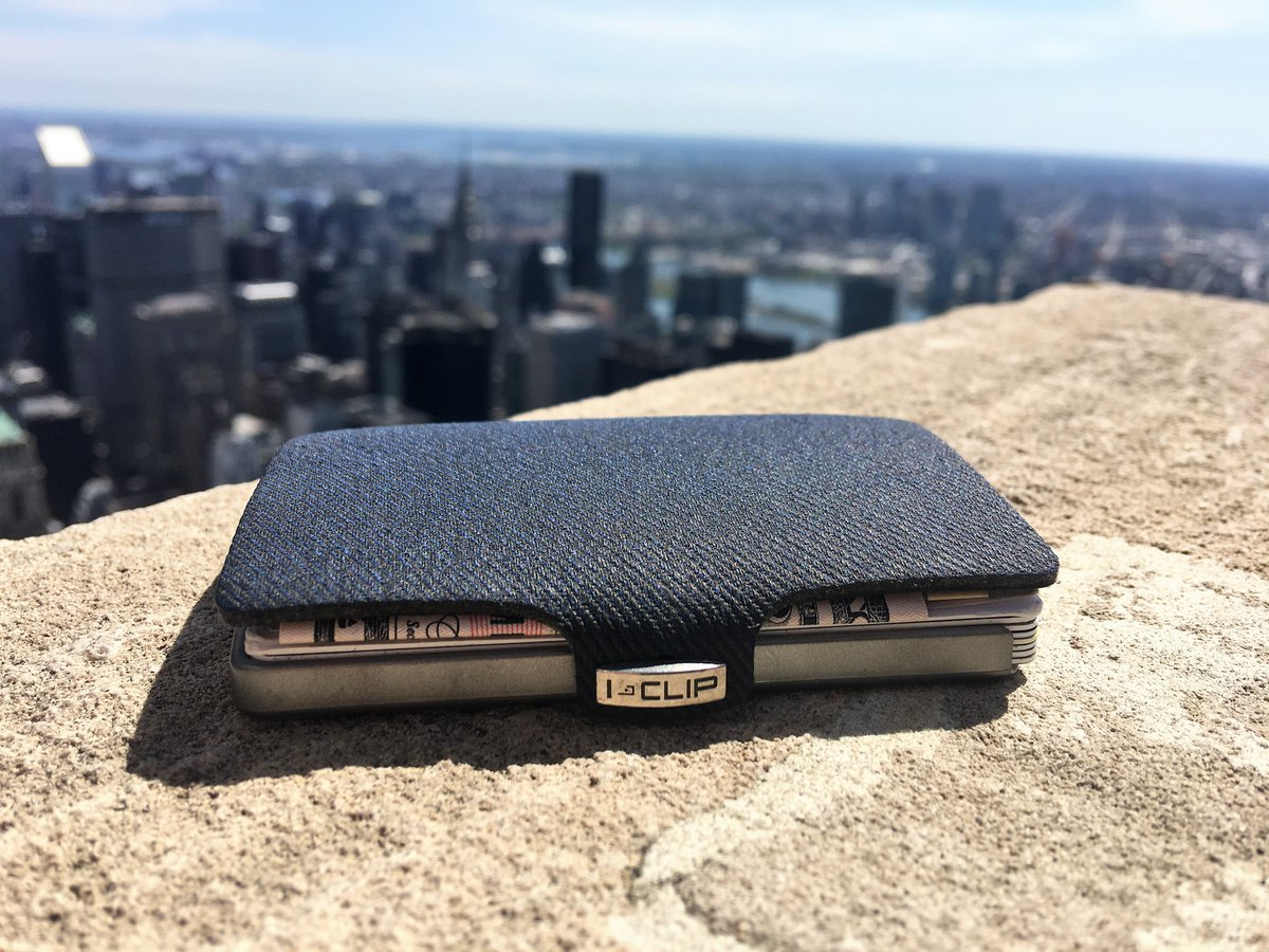 The perfect travel companion ✈️➡️https://t.co/3a4ov6s32j⬅️  #iclip #EDC #menswear #Mensfashion #Wallet #menstyle #Slim https://t.co/ElS2TrQgs8