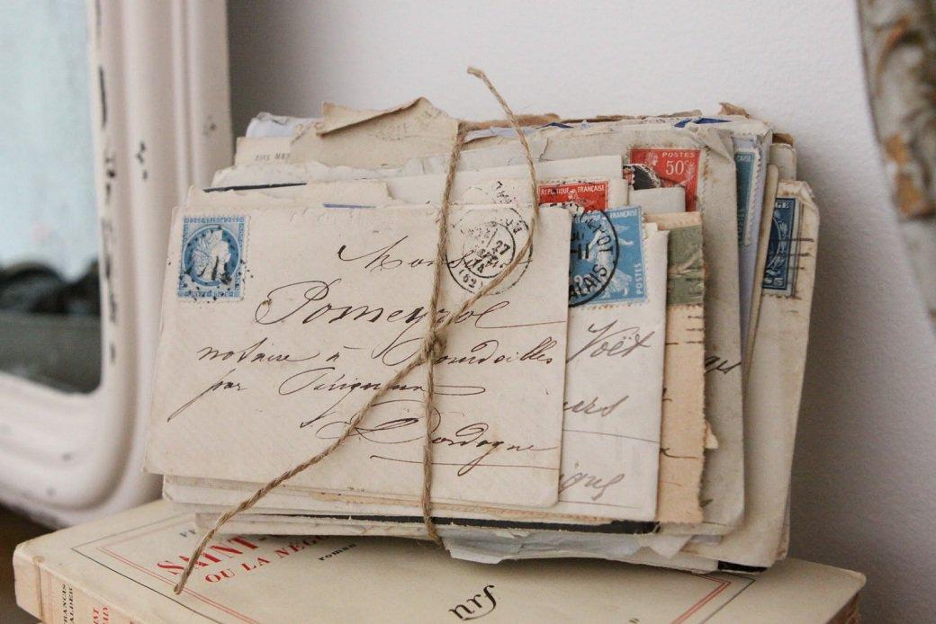 Почтовая открытка из будущего, открытки рождения