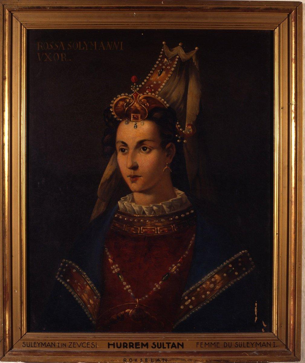еще она исторический портрет хюррем султан фото холодное