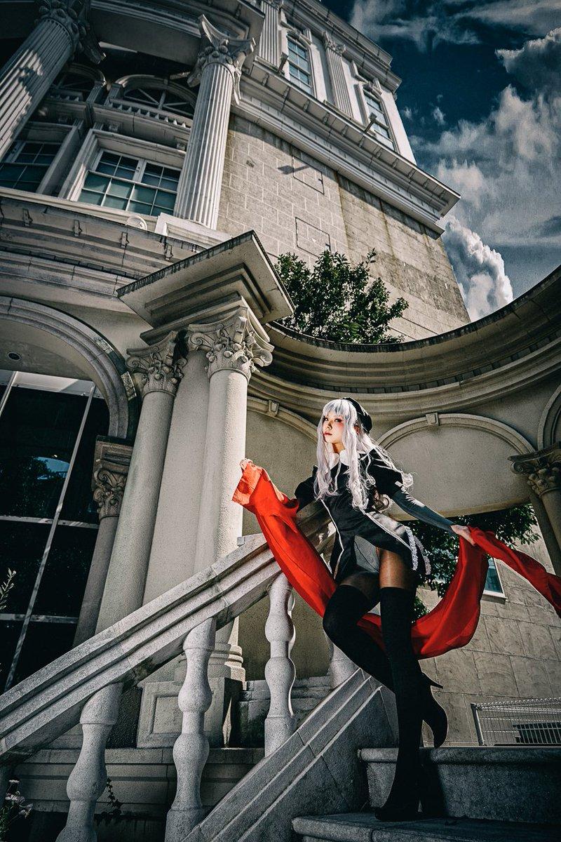「聖女は二つの顔を持つ」 chara: カレン・オルテンシア(Fate/hollow ataraxia) model: 鳴上なごね ココフリ at RAPHAEL #Fate https://t.co/wlJHo5msjv