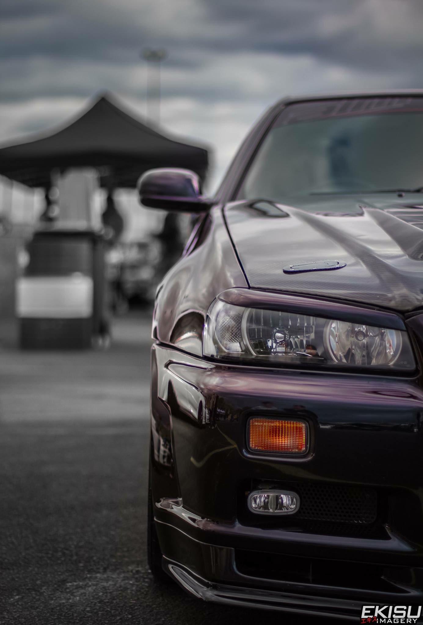 Ekisuimagery On Twitter Quot Nissan R34 Gtr Mobile Wallpaper
