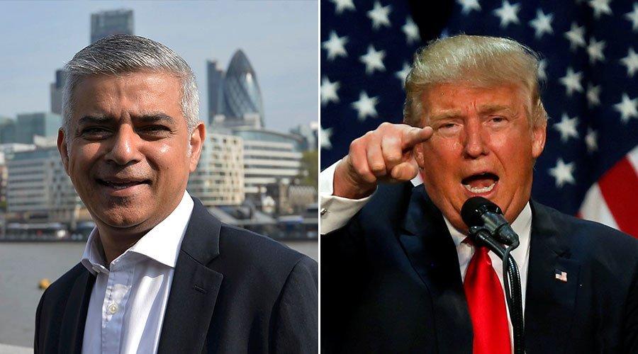 Trump critica prefeito de Londres: 'Precisamos parar de ser politicamente corretos'. https://t.co/5zM93aQis2