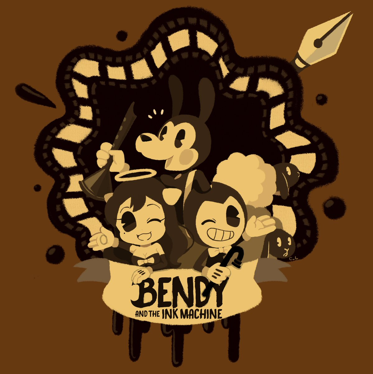 bendy and the ink machine unblocked