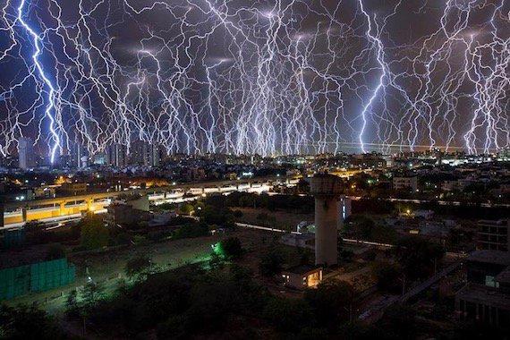 情報ニュース7daysで出てたインドの雷……グレードマジンガーが大暴れしていそう