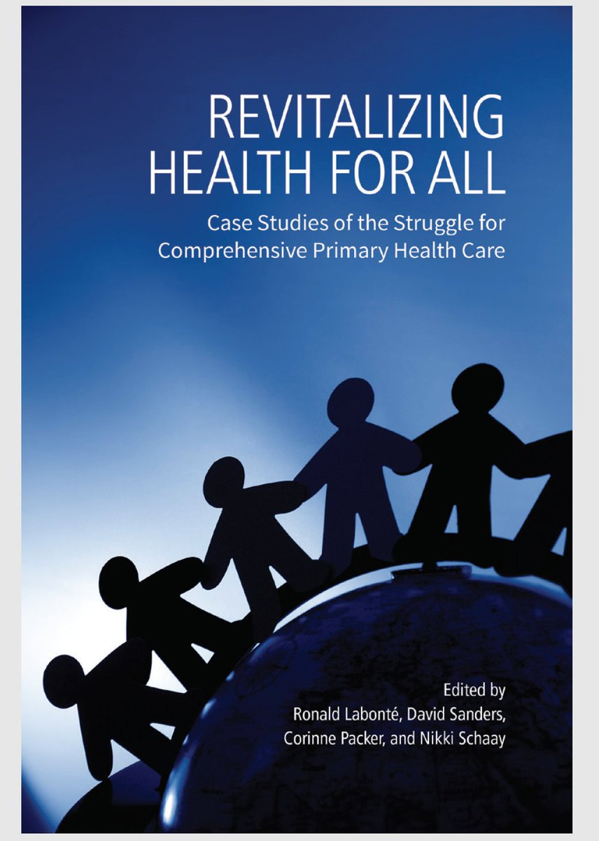 New book: Revitalizing Health for All: Case Studies of the Struggle for Comprehensive Primary Health Care