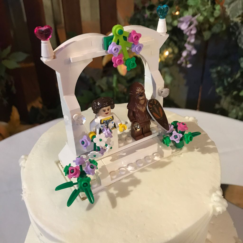 Wedding Cake Topper Star Wars Hashtag On Twitter