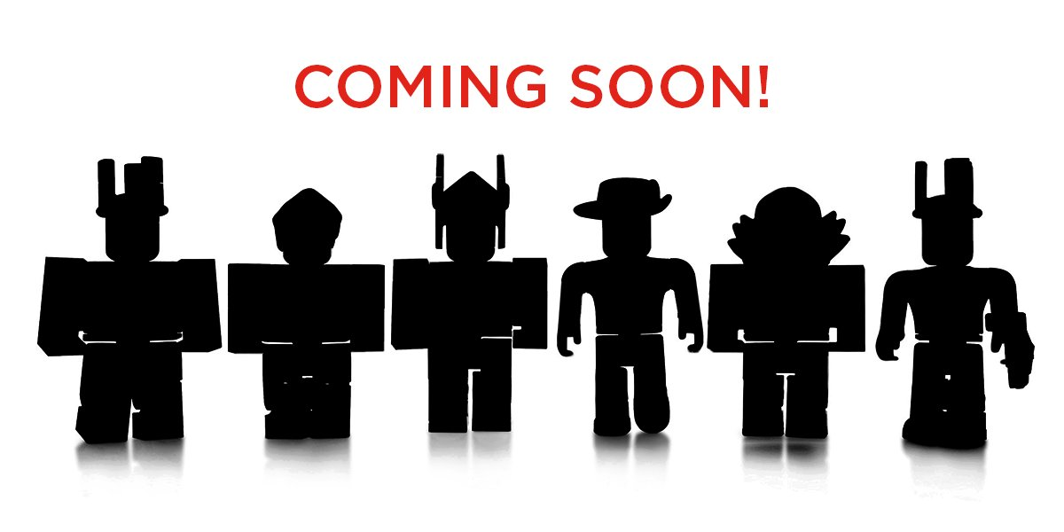 Merely On Twitter The Roblox Toys Checklist Has Been Roblox On Twitter Can You Guess Which Robloxdev S We Re Making Into Toys Next Look Out For The New Legends Of Roblox Robloxtoys Coming Soon Https T Co Zvjr5wsxwn