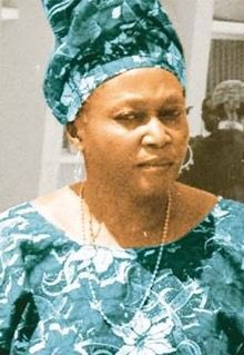 Kudirat Abiola. Murdered by cowards on this day, 21 years ago. We must never forget. https://t.co/rQeautr1YD