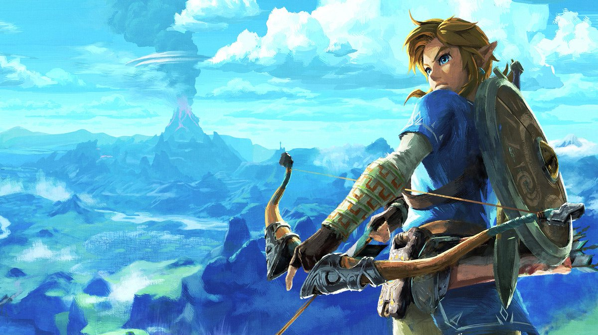 Nintendeal On Twitter Free Legend Of Zelda Breath Of The Wild