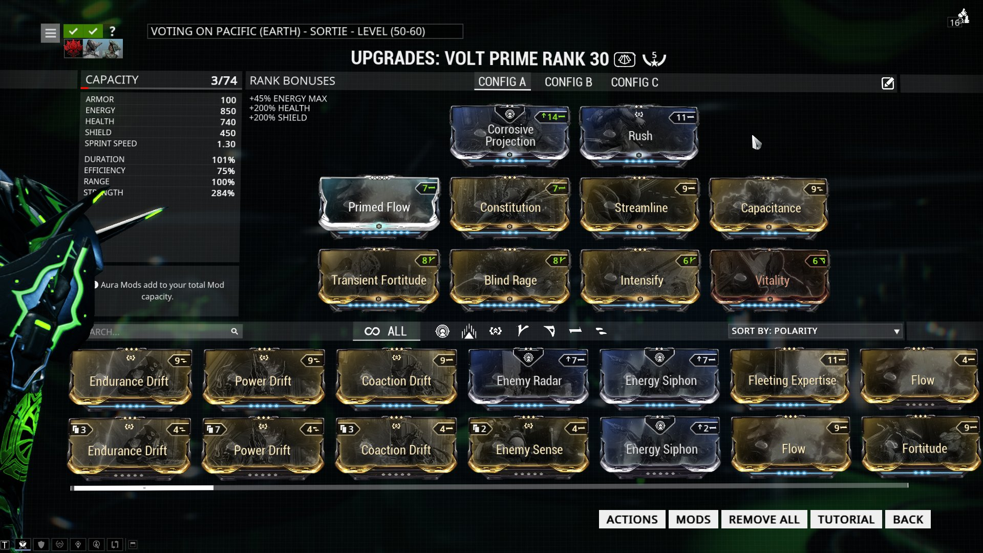 Rate My Build Volt General Discussion Warframe Forums