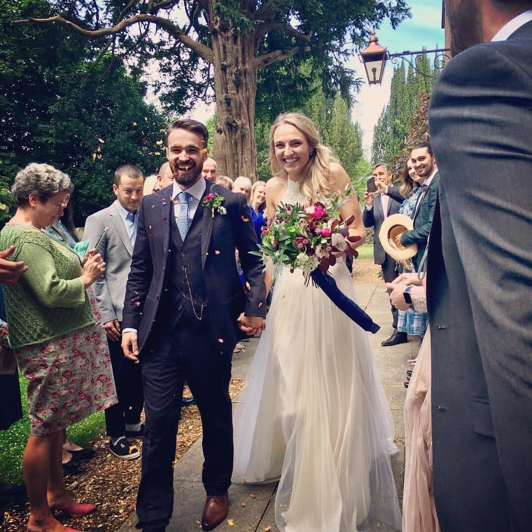 Yesterday I married the love of my life @Handmade_Freya https://t.co/TqM6r2RD2N