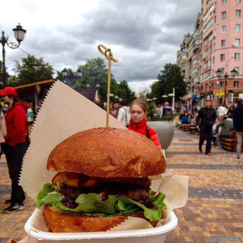 Фестиваль уличной еды 2017