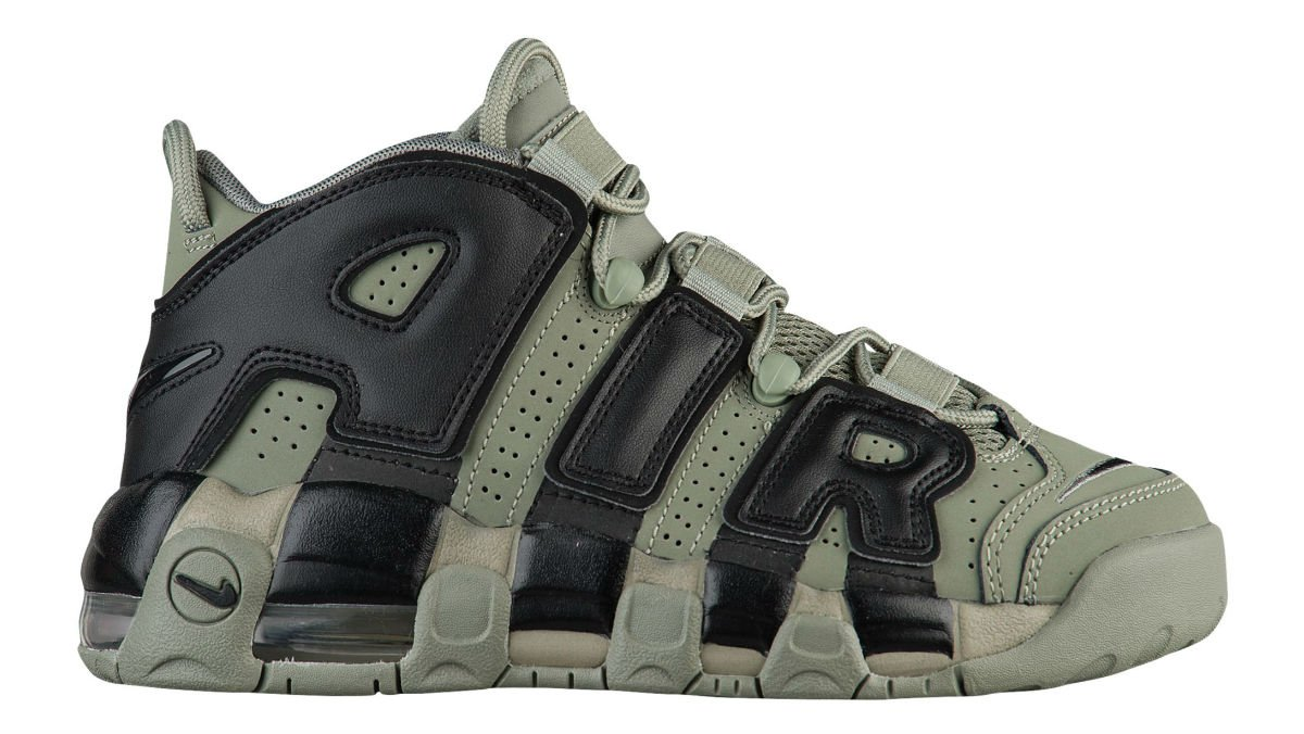 best service f5673 baa86 dark stucco hits the nike air more uptempo
