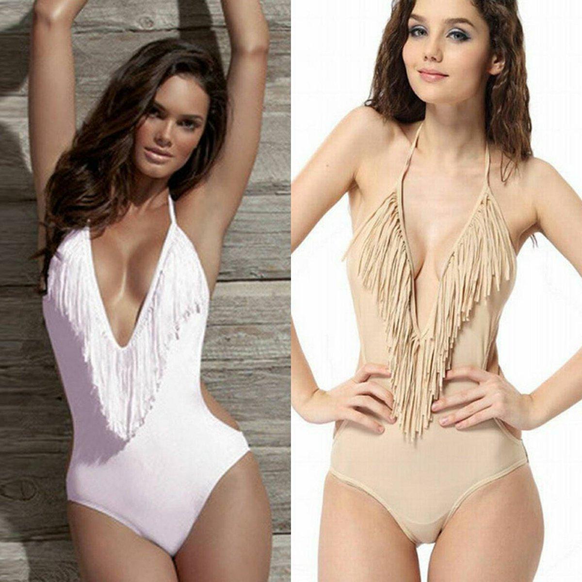 bfa23e5db91 Hualong Halter High Cut One Piece Swimsuit Order here  →http://bit.ly/2sD1ZNv #onepiece #swimsuits #women #girls #sun  #beachpic.twitter.com/q404sqwuNS