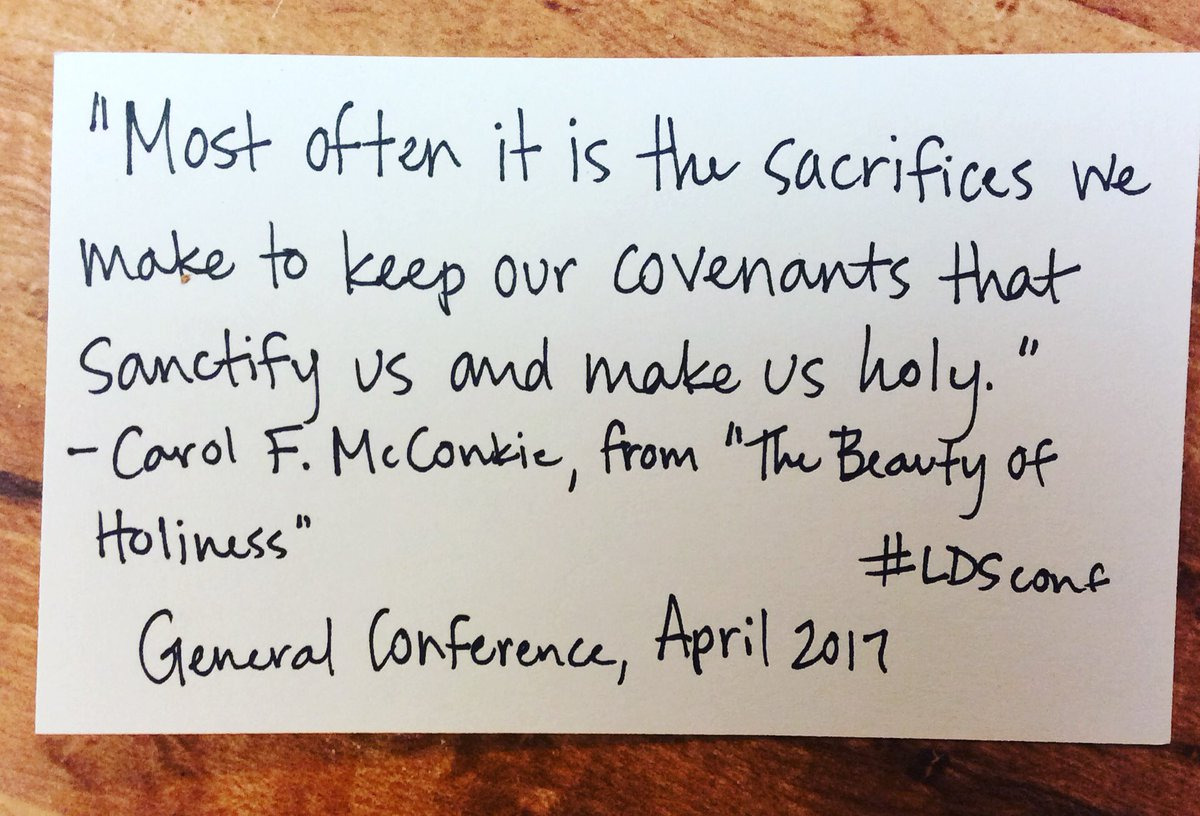 Lds Conference Quote On Twitter Cut Up Gorgeous Mango For Kids