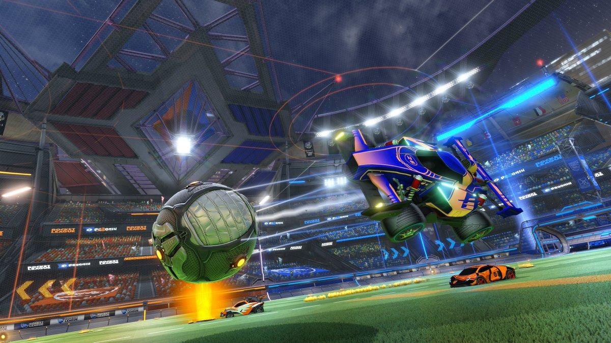 Rocket League Informer Page 3 Your Boost For Rocket League News