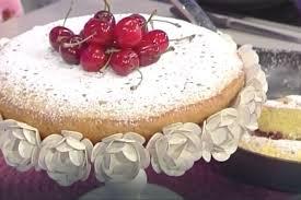 La video ricetta della torta di ciliegie in padella
