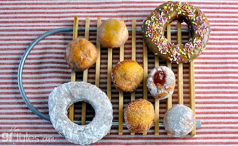 Gluten Free Doughnut Recipe