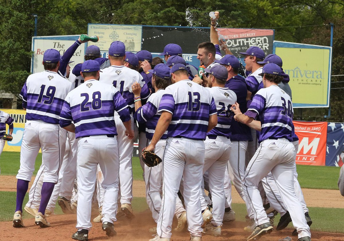 Congrats to West Chester, the 2017 #D2Baseball Champions! Golden Rams beat UC San Diego 5-2. #MakeItYours https://t.co/0NOQmhiScp