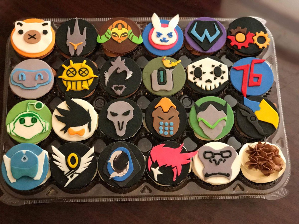 Image result for overwatch cake