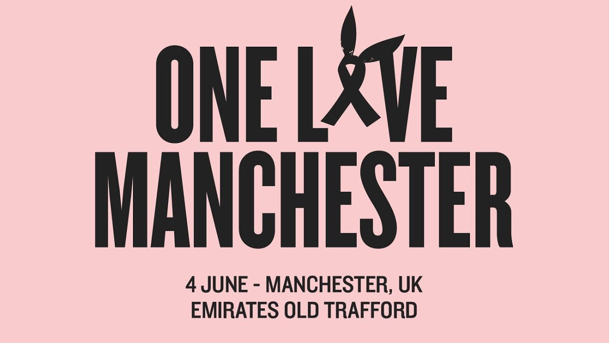 Thumbnail for #OneLoveManchester charity concert